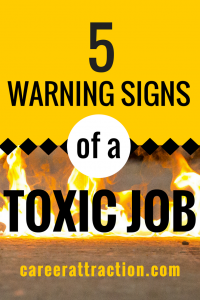 Is your miserable job actually a toxic environment? Here's how to tell (plus what to do about it).