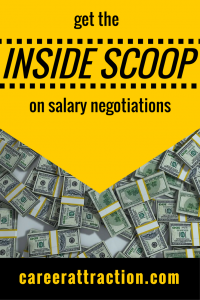 Read one expert recruiter's tips on WINNING in your next salary negotiation.