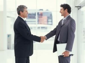 handshake - interview