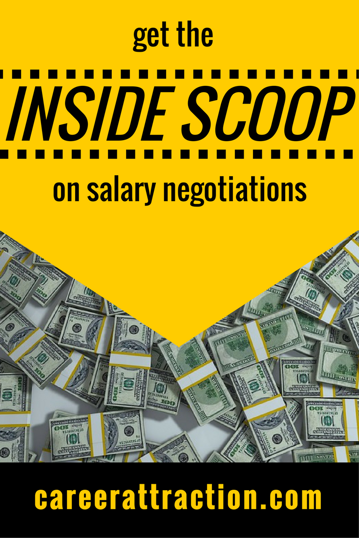 A RecruiterS Inside Scoop On Salary Negotiation Tips