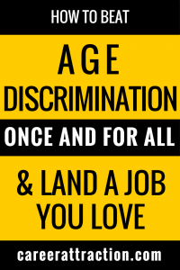 Is age discrimination keeping you from landing a great job? This fantastic career advice will help you nail your job search as a seasoned professional, every time.