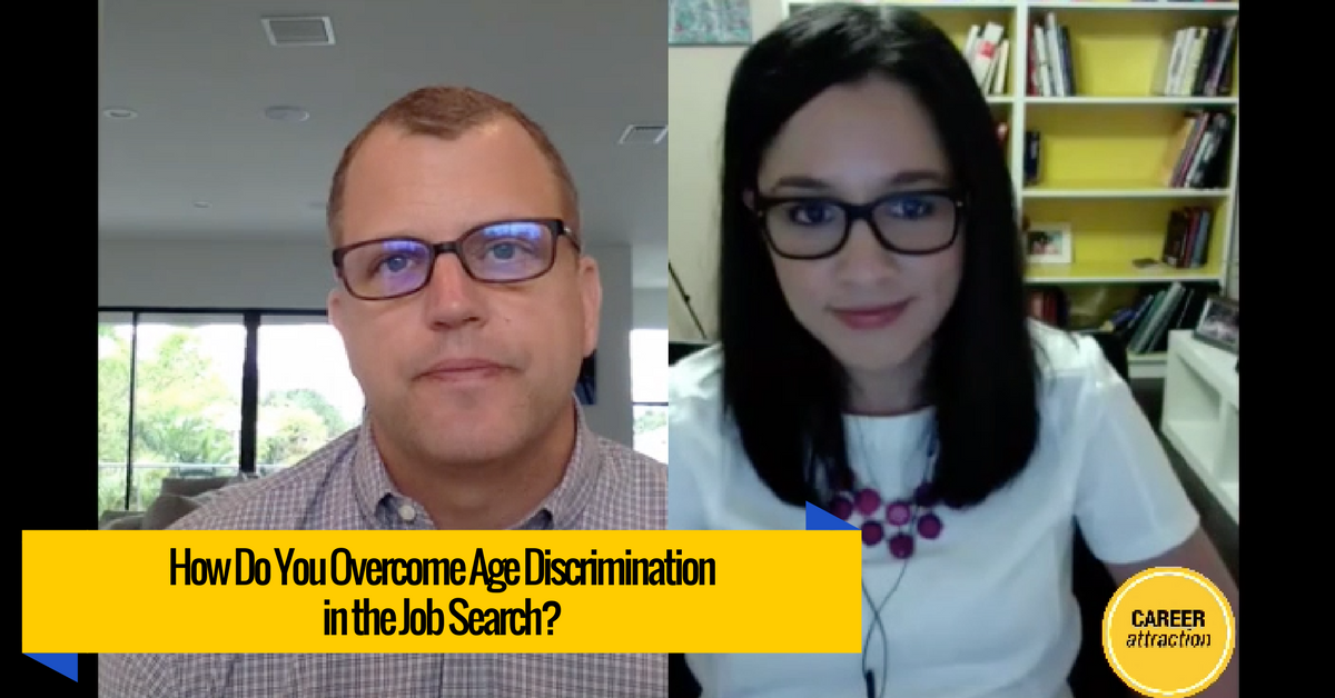 How Do You Overcome Age Discrimination in the Job Search?