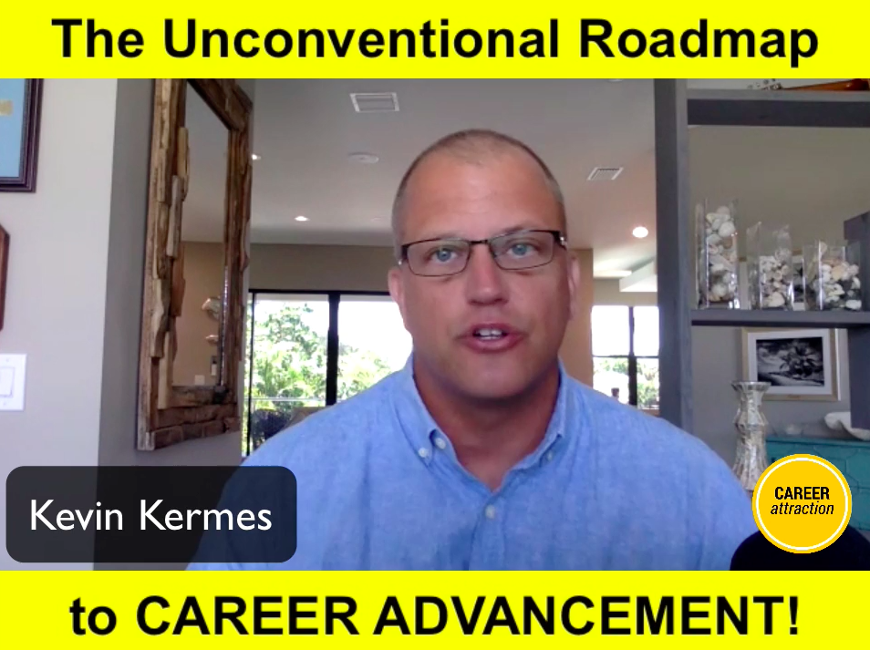 The Unconventional Roadmap to Career Advancement